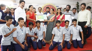 Kollam district's SEED Award function