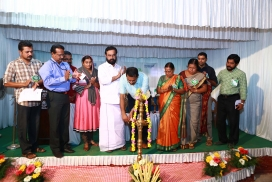 Seed Award function 2013-14 in Pathanamthitta Revenue Dist